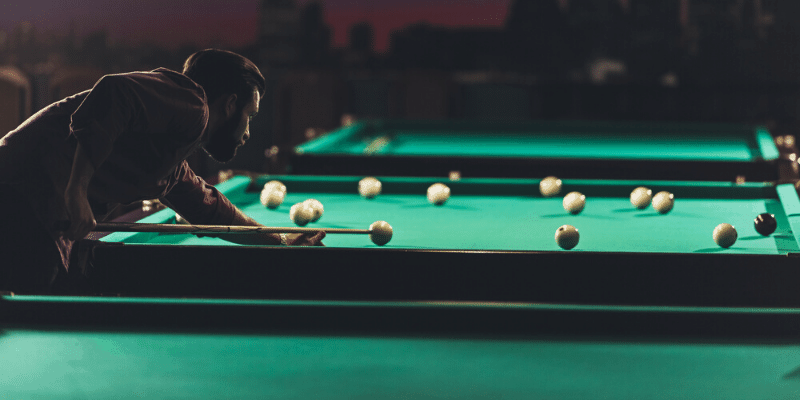 Billiard Table vs. Pool Table - What is the difference