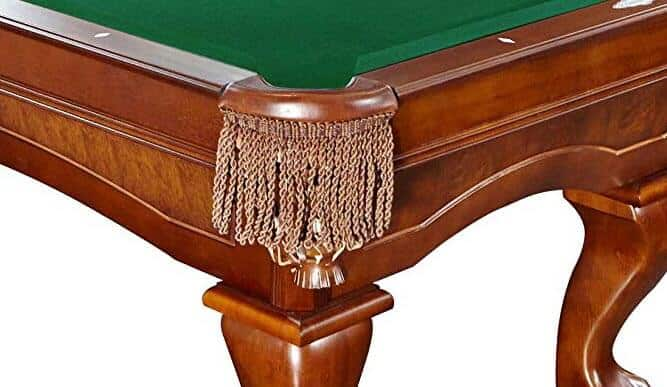 Brunswick Contender Pool Table Review Sidepockets