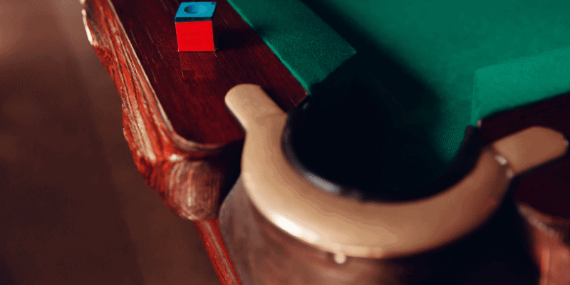 Replace Pool Table Pockets