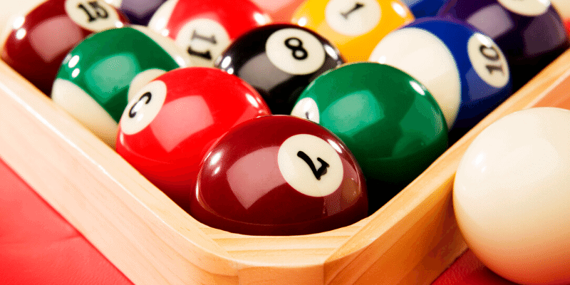 What Are Pool Table Balls Made Of