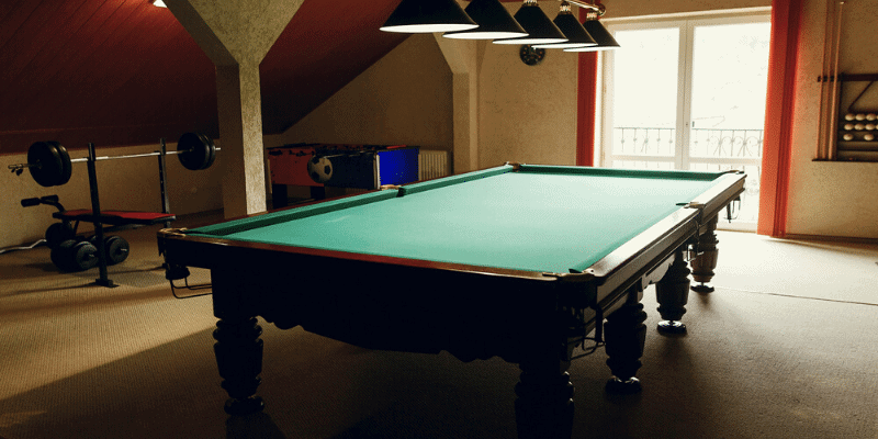 What Is the Weight of a Pool Table