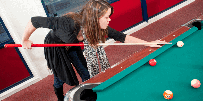 How to Tell If Pool Table Is Slate