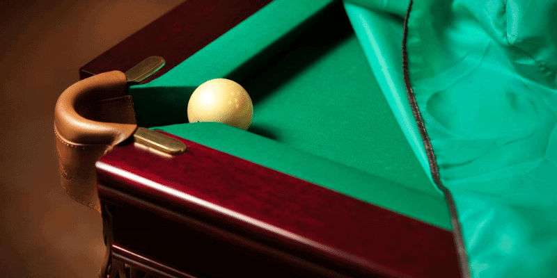 How to Cover a Pool Table