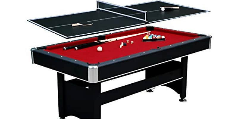 Hathaway Spartan 6′ Pool Table Review