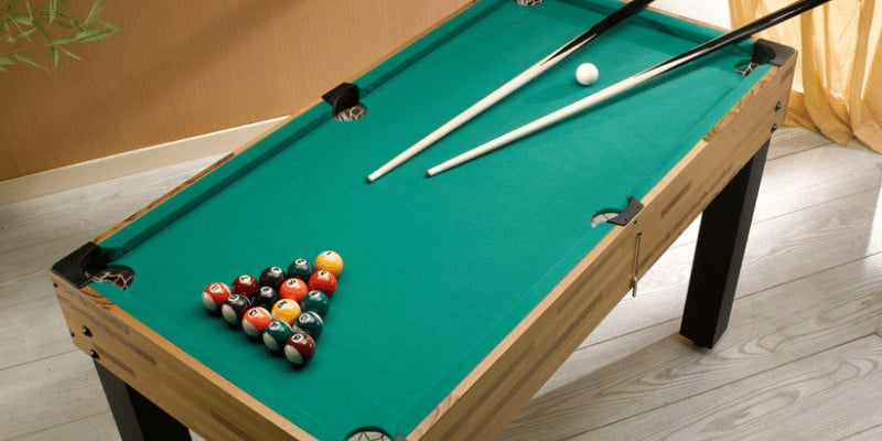Best Foldable Pool Table Reviewed