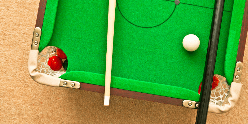 How are Pool Tables Made