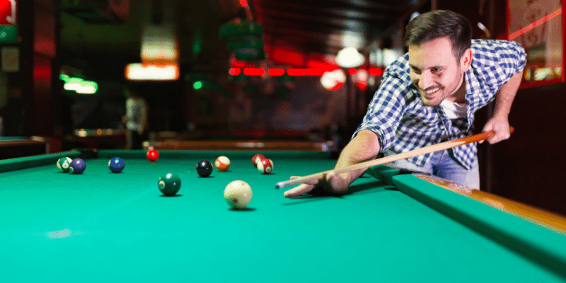 How to Play Pool Alone (10 Solitaire Pool Games)